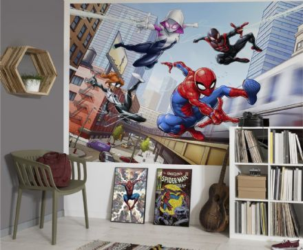 Wall mural  Spider-Man wallpaper